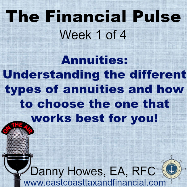 *Annuities* Understanding The Different Types of Annuities…